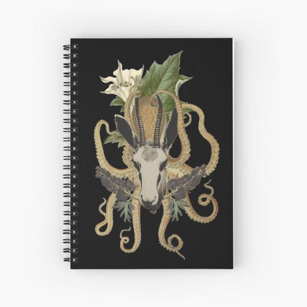 Capra Tentacle Spiral Notebook
