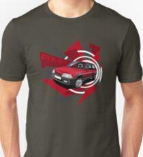 Citroen AX GTI 'Explosion' Graphic Unisex T-Shirt