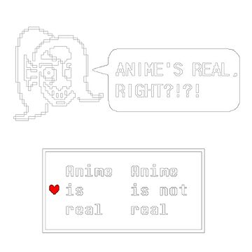 """Undertale - Undyne """"ANIME'S REAL RIGHT?!?!"""" Transparent shirt by shuu-sama"""