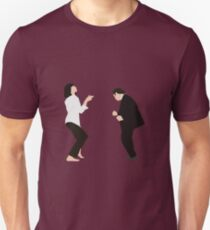 Pulp Fiction - Dance Unisex T-Shirt