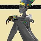 Nefertiti's Gaze by mastamere