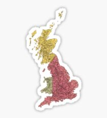Vintage Britain Sticker