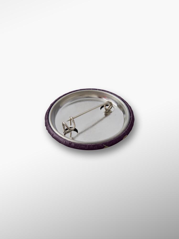 Alternate view of Capra Tentacle (purple) Pin