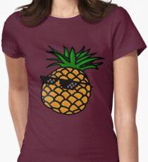 Camiseta entallada para mujer Pineapple