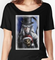 Festive Undertaker Women's Relaxed Fit T-Shirt