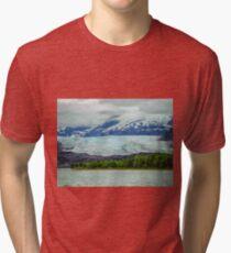 Medenhall Glacier Tri-blend T-Shirt