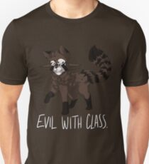 Evil With Class Unisex T-Shirt