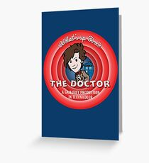 What's Up Doctor? Greeting Card