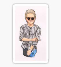 Nialler - Sunglasses Boy Sticker