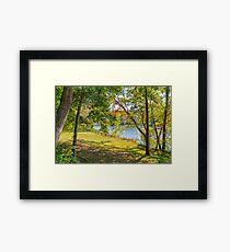 James River Framed Print