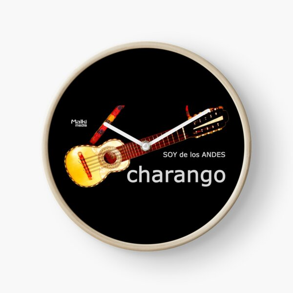 Aus ANDES - Charango II Uhr