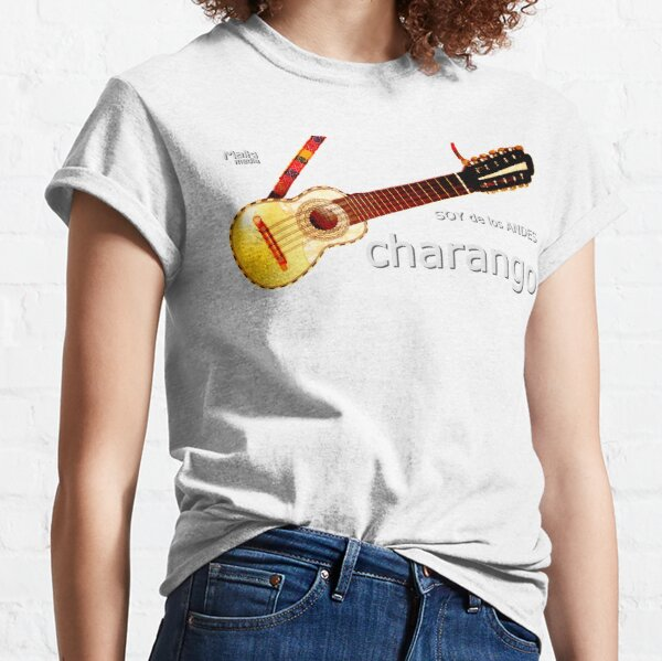 From ANDES - Charango II Classic T-Shirt