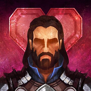 Romanced Blackwall by danarius