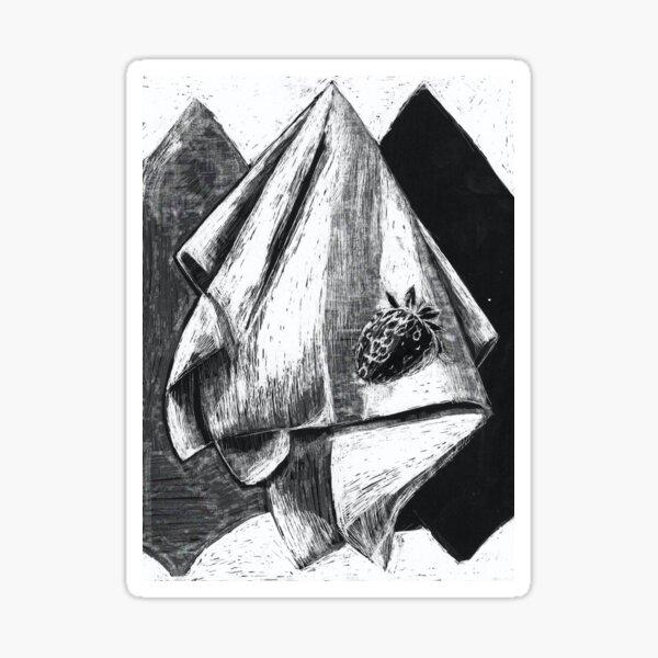Desdemona's Handkerchief Sticker