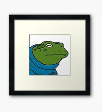 picture book pepe Framed Print