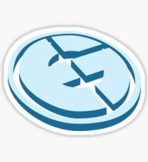 EG - Evil Geniuses Vector Logo  Sticker