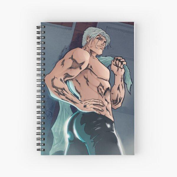 Thunder - Locker Room Spiral Notebook