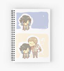 Comforting Spiral Notebook