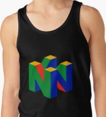 Camisetas de tirantes para hombre Logotipo N64 (sin texto)