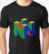 N64 Logo (Without Text) Unisex T-Shirt