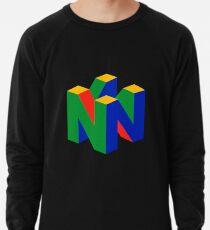 N64-Logo (ohne Text) Leichter Pullover