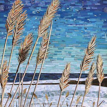 Wintertime on Lake Erie by dahlymama