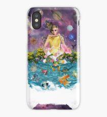 Blow Me Nature iPhone Case/Skin