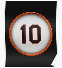 10 - Jonesy (alt version) Poster