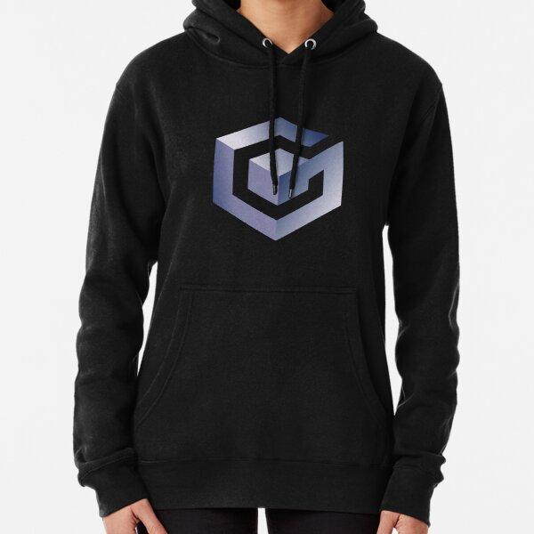 GameCube Logo (Without Text) Pullover Hoodie