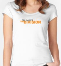 Tom Clancy's - The Divison Women's Fitted Scoop T-Shirt