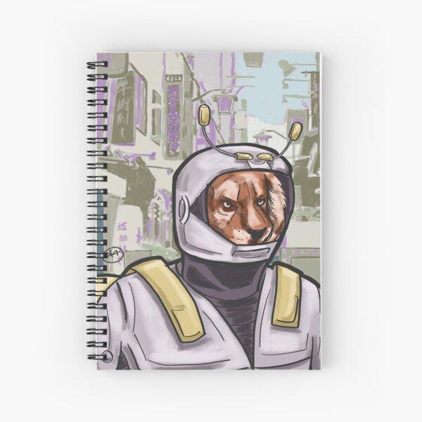 Astroleo Spiral Notebook