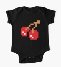 8-Bit Cherry One Piece - Short Sleeve