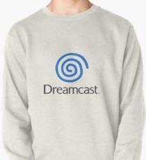 Sudadera sin capucha Logotipo de Dreamcast (europeo, con texto)