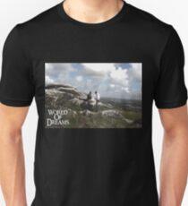 WORLD OF DREAMS - Cornwall scenery  T-Shirt