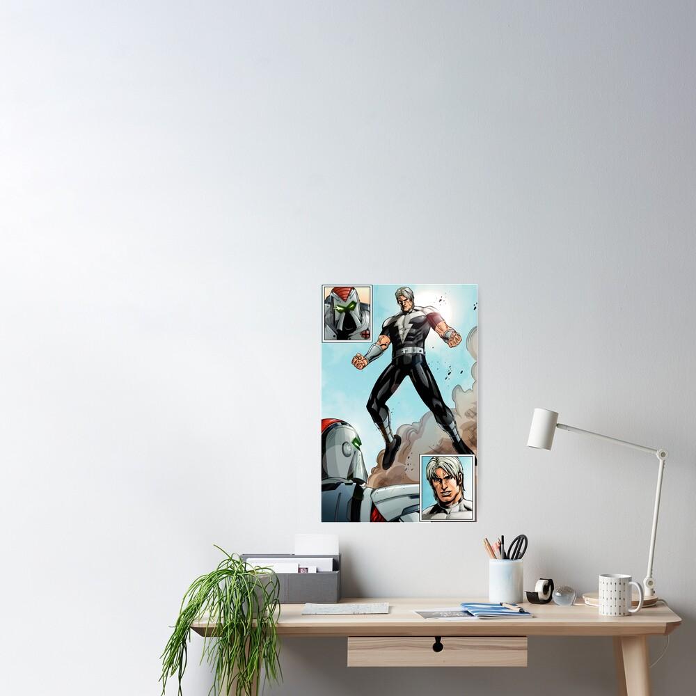 Thunder Intro Poster
