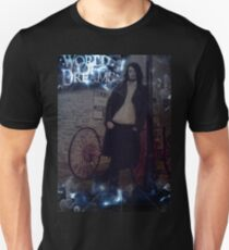 WORLD OF DREAMS - The Man With No Name / Director & writer Unisex T-Shirt