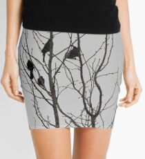 Fall Birds If you like, please purchase, try a cell phone cover thanks Mini Skirt