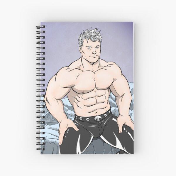 Thunder - Bedtime Spiral Notebook