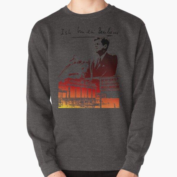Ich bin ein Berliner, Berlin Wall, T-shirt Pullover Sweatshirt