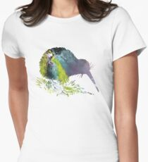 Kiwi Bird Art T-Shirt