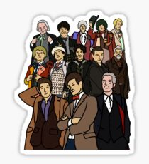 SKETCHy Doctors Sticker