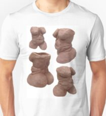 Celebration of the Female Figure - Study T-Shirt