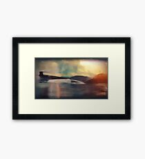 X-Wings 745 Framed Print