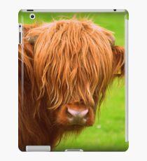 Hairy Coo iPad Case/Skin
