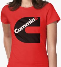 Cummins Womens Fitted T-Shirt