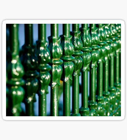 Green Gate Sticker