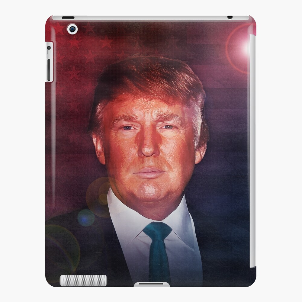 Donald Trump For President iPad Case & Skin