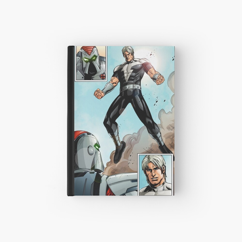 Thunder Intro Hardcover Journal