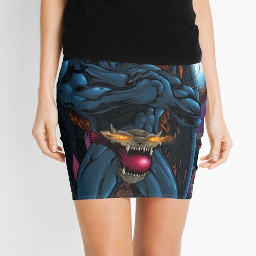 Riverdale - Jungle Mini Skirt