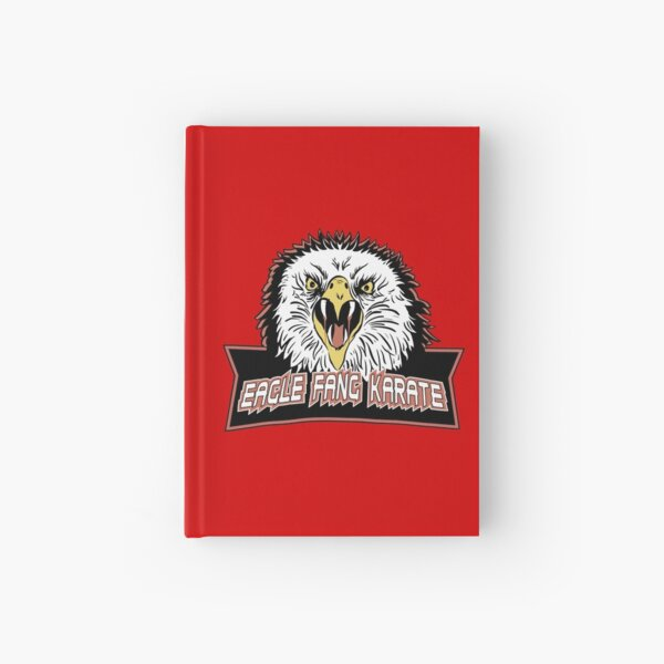 Eagle Fang Karate Hardcover Journal